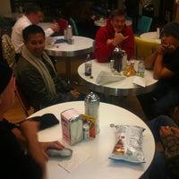 Photo taken at Rebecca's Cafe by Jill B. on 11/7/2012