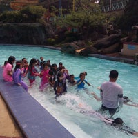 Photo taken at Karang Setra Swimming Pool by Nia K. on 5/13/2015