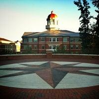 Photo taken at University of North Carolina at Charlotte by Jennifer L. on 10/22/2012