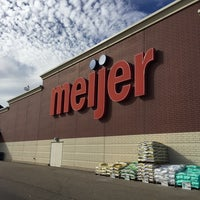 Photo taken at Meijer by Clarence G. on 9/27/2014