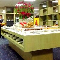 Photo taken at Mabuhay Lounge by Maricar B. on 12/30/2012