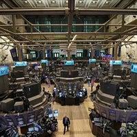 Photo taken at NYSE Euronext by Ben O. on 10/1/2013