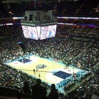 Photo taken at Time Warner Cable Arena by Sekayi P. on 12/6/2012