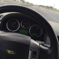 Photo taken at Malik Fahed Bin Abdulaziz St by mmshi3L G. on 2/28/2016