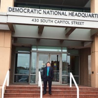 Photo taken at Democratic National Committee Headquarters by Steve L. on 3/15/2016