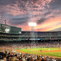 Photo taken at Fenway Park by BearFight L. on 7/22/2013