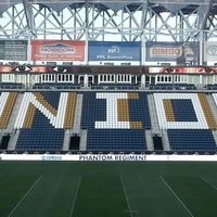 Photo taken at Talen Energy Stadium by Dr. Ann M. H. on 7/6/2013