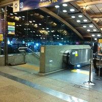Photo taken at MRT Chatuchak Park (CHA) by นิสา ว. on 12/2/2012