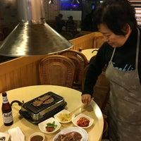 Photo taken at Seoul House Restaurant 滿城韓國餐廳 by Dmitrii T. on 3/24/2016