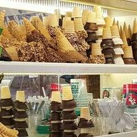 Photo taken at Riverside Chocolate Factory by Jose C. on 7/5/2016