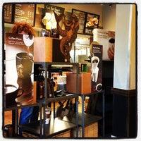 Photo taken at Starbucks by Carmen L. on 10/14/2012