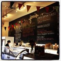 Photo taken at Jeni's Splendid Ice Creams by Carmen L. on 10/16/2012