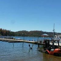 Photo taken at Bass Lake by Brandie S. on 7/20/2016