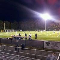 Photo taken at Salisbury Senior High School by Jon G. on 10/6/2012