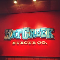 Photo taken at Hat Creek Burger Company by Richmond D. on 1/23/2013