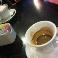 Photo taken at Mad Italian Gelato Bar by Dara K. on 1/27/2013