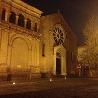 Photo taken at Basilica di San Domenico by Stefano S. on 11/26/2012