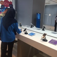Photo taken at Celcom Blue Cube by acan00chan on 2/22/2016