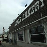 Photo taken at Long's Bakery by Kristi B. on 3/13/2013