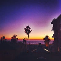 Photo taken at Venice Beach by Natalie G. on 5/18/2013