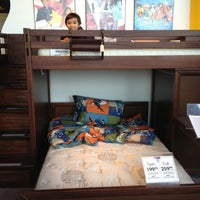 Photo taken at Rooms To Go Furniture Store by Tina B. on 3/3/2013