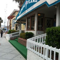 Photo taken at Olympic Flame Pancake House by Suzanne T. on 4/14/2013