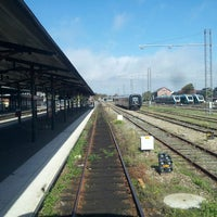 Photo taken at Opholdslokaler For Lokomotivførere, Esbjerg, DSB by Tony A. on 9/22/2013