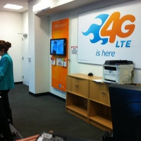 Photo taken at AT&T - Spring Mobile by S K Y. on 1/29/2013