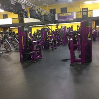 Photo taken at Planet Fitness by Carol P. on 2/15/2014