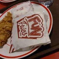 Photo taken at KFC by Eric J. on 10/5/2014