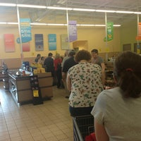 Photo taken at Aldi by Scott T. on 8/23/2013