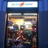 Photo taken at Yamato Shop by Aura N. on 3/15/2013