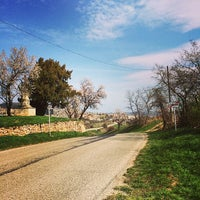 Photo taken at Csopak by Balazs U. on 3/18/2014