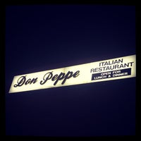 Photo taken at Don Peppe by Kristina M. on 3/7/2013