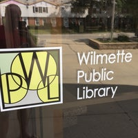 Photo taken at Wilmette Public Library by Todd S. on 7/8/2016