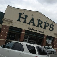 Photo taken at Harps Food Store by James K. on 7/30/2013