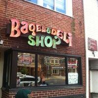 Photo taken at Bagel & Deli Shop by Scott H. on 7/29/2013