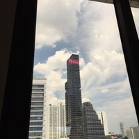 Photo taken at AIA Tower by JeEd z Z Q. on 7/26/2016