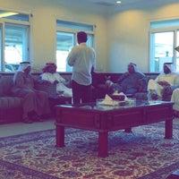 Photo taken at ديوان ناصر عبدالله العلاج by Omar A. on 2/19/2016