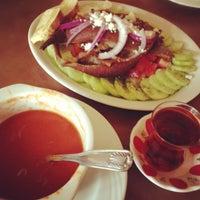 Photo taken at El Turco Restaurant by Jazibe M. on 5/6/2013