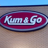 Photo taken at Kum & Go by Ilya S. on 2/12/2013