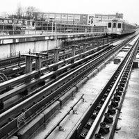 Photo taken at SEPTA MFL 46th Street Station by Joe S. on 3/8/2013