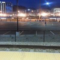 Photo taken at UTA FrontRunner Murray Station by Douglas T. on 6/7/2013