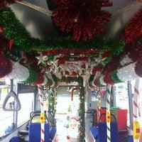 Photo taken at Westbus - Girraween Depot by Jason N. on 12/12/2011