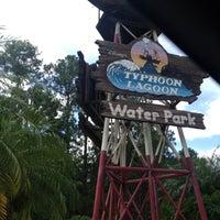 Photo taken at Disney's Typhoon Lagoon Water Park by Rosalinda M. on 8/5/2012