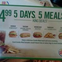 Photo taken at Burger King by Don P. on 7/16/2012