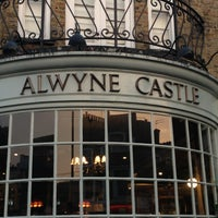 Photo taken at The Alwyne Castle by Juliano F. on 7/16/2013