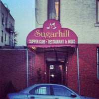 Photo taken at Sugarhill Supper Club by Ron V. on 10/14/2012