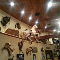 Photo taken at Saddle Ranch Chop House by Dreadnlpg N. on 11/7/2012