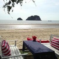 Photo taken at Brassiere Beach Resort by Inkkie N. on 5/15/2013